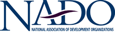 The National Association of Development Organizations logo