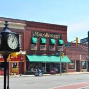 Main Street in Chesterton, Indiana