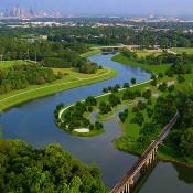 Houston's Buffalo Bayou Greenway (Houston Parks Board)