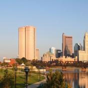 Columbus, Ohio, skyline