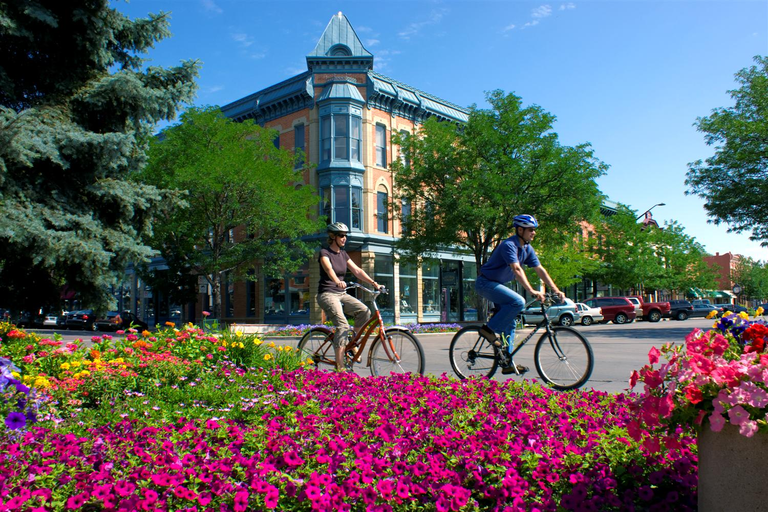 Downtown Fort Collins, Colorado