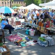 Summer Flea Market in Brooklyn's Carroll Park (Credit: PPS)