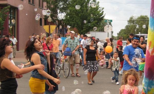 Main Street in Montrose, Colorado (Credit: stiltwalker.com)