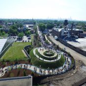 Chicago's 606 Tail won the Planning Excellence Award for Urban Design in 2016. (Credit: The 606)