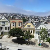 Cities like San Francisco provide decreasing opportunities for many of those who already live in them. (Credit: Sean Gallup / Getty)