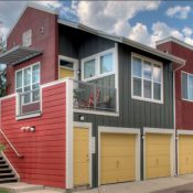 This carriage house ADU, in the mixed-use Holiday neighborhood, is part of Boulder Housing Partners' affordable rental program. (Credit: Boulder Housing Partners)