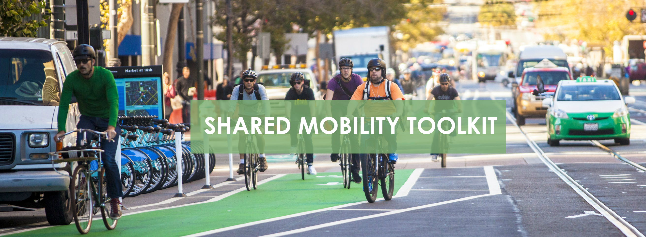 Shared Mobility Toolkit - Smart Growth Online