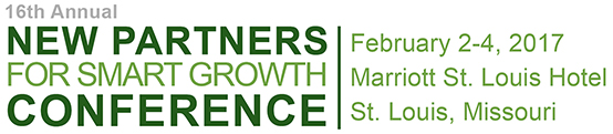New Partners for Smart Growth banner