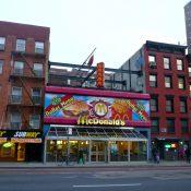 Chain Stores in NYC (Credit: Jeremiah's Vanishing New York)
