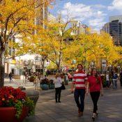 Denver's 16th Street Mall (Amy Alethela Cahill/flickr/cc)