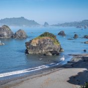 Trinidad Head, an area in Humboldt County that President Obama is considering for national monument status. (Credit: Conservation Lands Foundation)