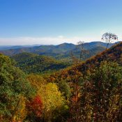 Transylvania County, NC (Source: The Conservation Fund)