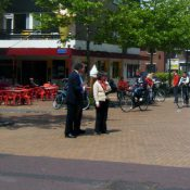 Shared Space in the Netherlands (Source: PPS)