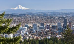 Portland, Oregon (Credit: Junior League of Portland)