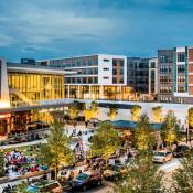 Bright Lights, Insta-city: Fairfax's vibrant Mosaic district. (Source: Mosaic)