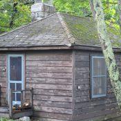 A cabin in the Shenandoah National Park (Credit: Renee Kuhlman)