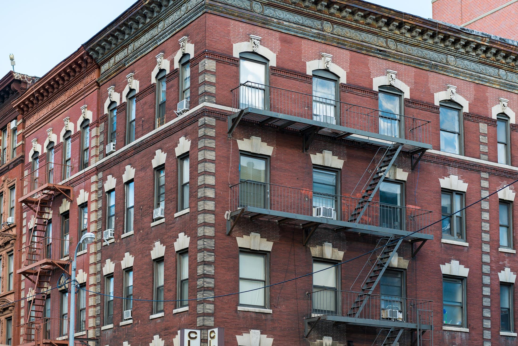 Housing In New York City (Roberto Machado Noa / LightRocket)