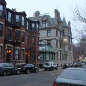 Boston's Back Bay (Nick S. / Flickr)