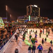 Skate rink in Buffalo (Source: Next City)