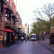 Denver's 16th Street Mall (Credit: Kris Davidson)