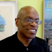Maurice Cox is the director of the City of Detroit Planning and Development Department (Eric Seals / Detroit Free Press)