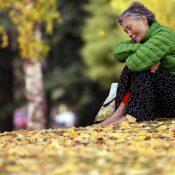 Seattle's Green Lake Park (AP Photo/Elaine Thompson)