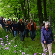 Community members enjoying their local trail (Tom Miano / Rails-To-Trails Conservancy)