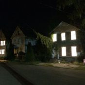 The Breathing Lights project in Schenectady, New York (Source: All Over Albany)