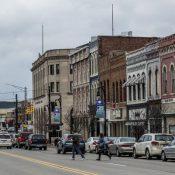 Downtown Port Huron (Jeffrey M. Smith / Times Herald)