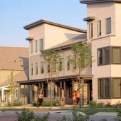 Westlawn Gardens is a walkable community (Source: Torti Gallas and Partners)