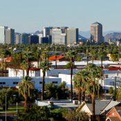 Phoenix skyline (Joshua Lott / Bloomberg / Getty Images)