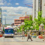 The 16th Street Pedestrian Mall in Denver (Shutterstock)