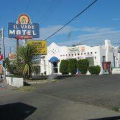 El Vado Motel in Albuquerque (Source: Mapio.net)