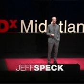 Jeff Speck (Screen grab from TEDx)