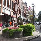 Historic downtown Oneonta (Source: Greater Oneonta Economic Development Council)