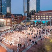 Sundance Square in Fort Worth, Texas (Source: CNU)
