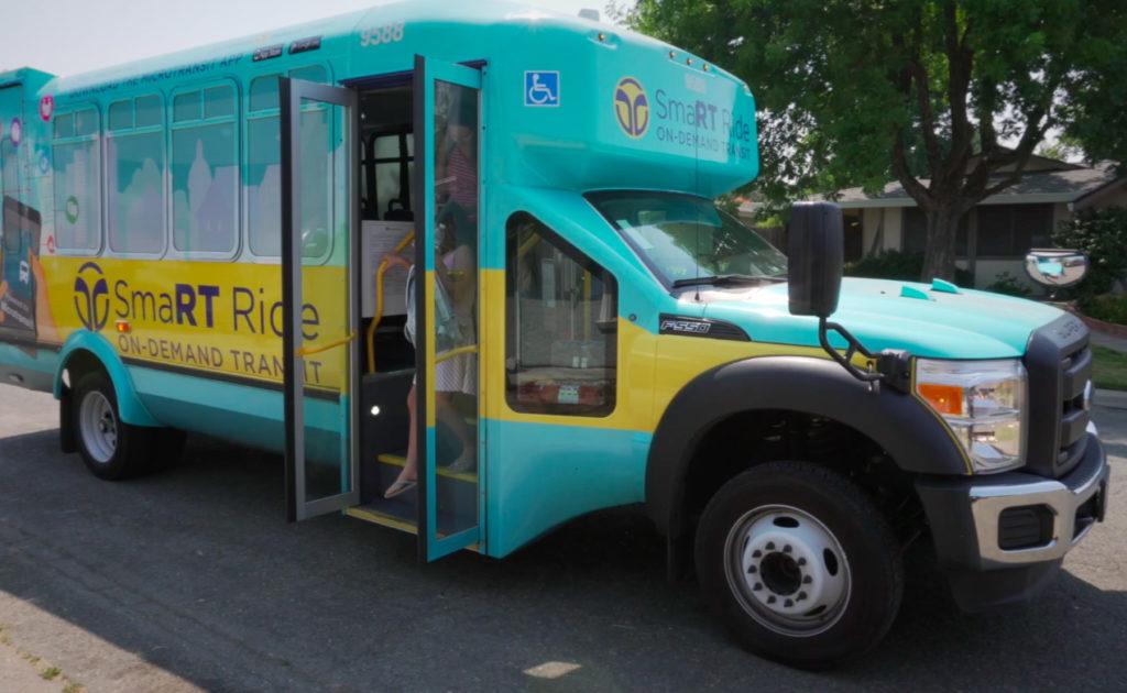 reBlog: Microtransit: Right-sizing transportation to improve